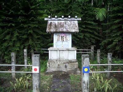 南洋神社 祠